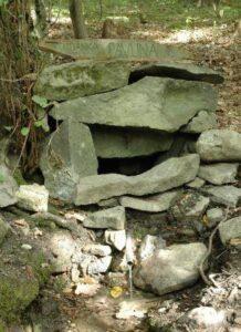 Studánka Pavlína (kamenná verze)