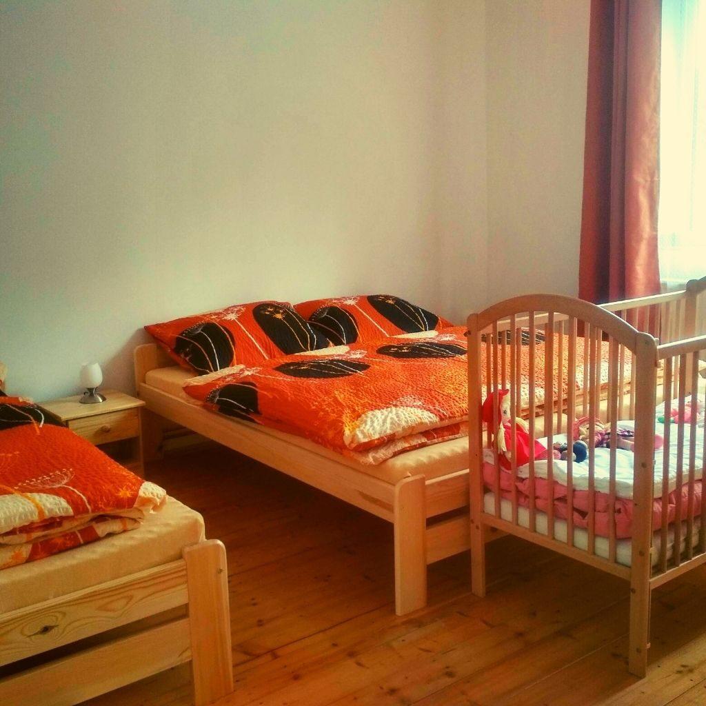 ložnice Chalupa u Šrámkům